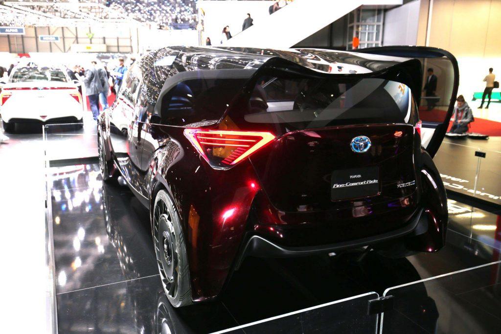 Toyota Electric