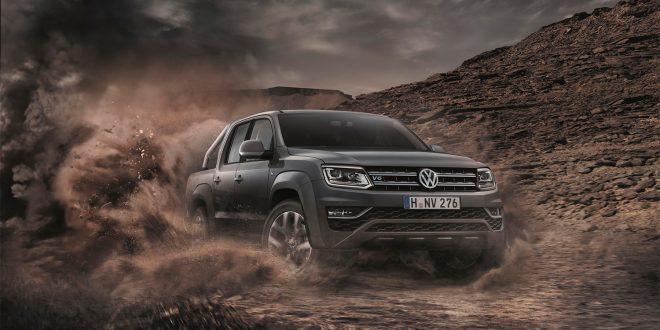 Volkswagen Amarok blir sterkere. (Foto: VW)