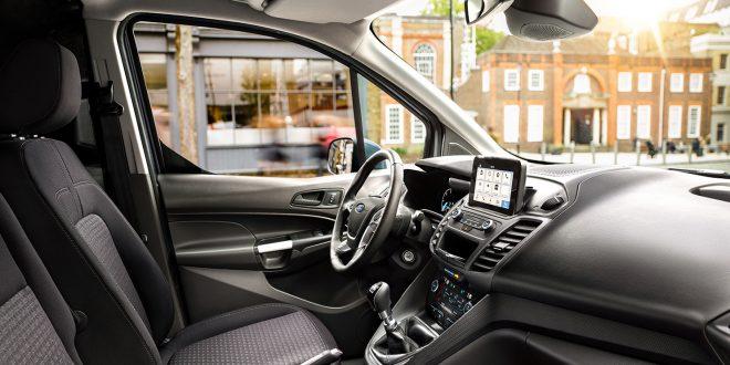 Endelig får de som har bilene som arbeidsplass nettverksløsninger. (Alle foto: Ford)