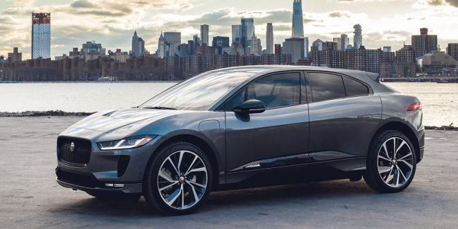 Ikke uventet har mange bestilt seg en Jaguar I-Pace. (Foto: Jaguar)