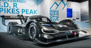Slik ser den elektriske sportsbilen til Volkswagen ut. (Alle foto: VW)