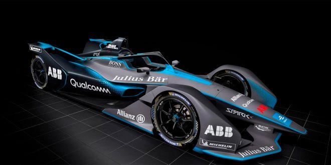 Porsche bekrefter at de er klar for sjette sesong av formel E. (Foto: Porsche)