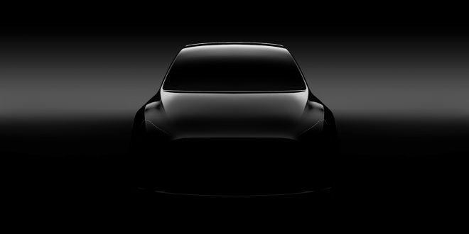 Tesla vil starte produksjonen av SUV-modellen Model Y i november 2019. (Foto: Tesla)