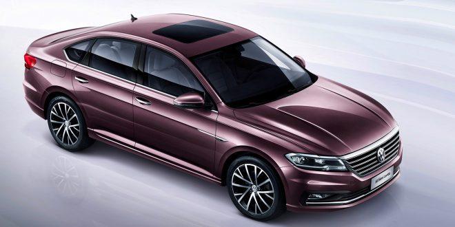 Volkswagens bestselger i Kina er Lavida. Nå blir den ny. (Foto: VW)