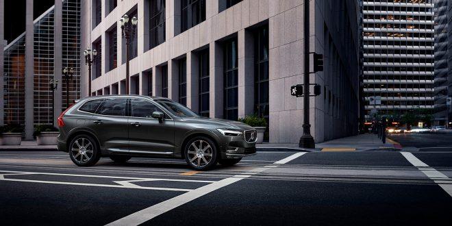 Dette er årets bil. Volvo XC60. (Foto: Volvo)