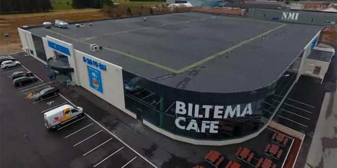 Biltema åpner et gigantisk varehus i Bryne. (Alle foto: Biltema)
