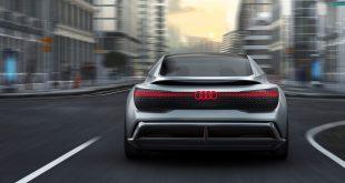 Audi vil komme med en selvkjørende bil utover 2020-tallet basert på konseptmodellen Aicon. (Alle foto: Audi)