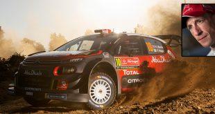 Citroën mener at Kris Meeke utgjør en fare for seg selv og kartleseren, og har gitt han sparken. (Foto: Red Bull)