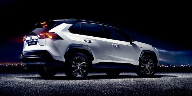Toyota kommer med en ny RAV4 til neste år. Den kan raskt ble mye dyrere enn hva dagens modell er. (Foto: Toyota)