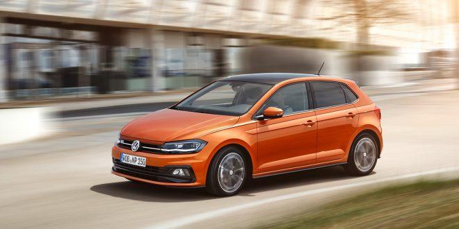 Volkswagen-gruppen tilbakekaller biler med et setebelteproblem. Den nye Polo er en av modellene som må inn og fikses. (Foto: VW)