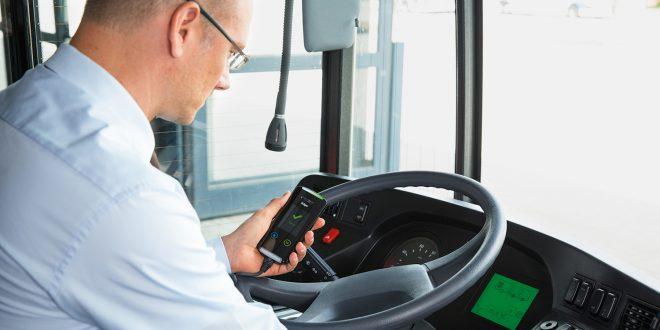 Alkolås blir innført i nye busser og minibusser fra 1. januar 2019. (Foto: KGK)