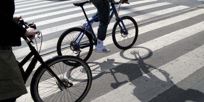 Elsyklister utgjør ikke større risiko enn tradisjonelle syklister. (Foto: Trygg Trafikk)