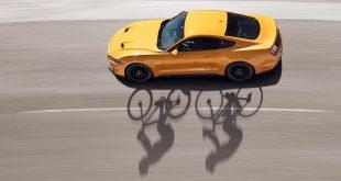 Bilistene og syklistene må bli flinkere til å dele veien. (Foto: Ford)