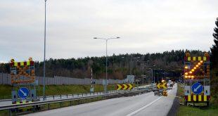 Vegtilsynet vil ha like strenge regler for kolonnekjøring i tunneler som det er på fjelloverganger om vinteren. (Foto: Vegtilsynet)