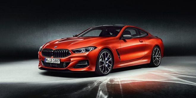 BMW's legendariske 8-serie Coupé gjør comeback. (Alle foto: BMW)
