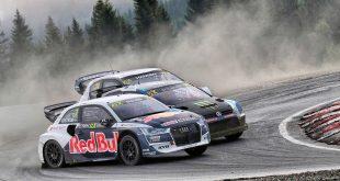 WRX tar motorveien til Hell denne helga. (Foto: Red Bull)