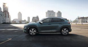 Ventetiden på elbilen Hyundai Kona electric er nå på rundt to år. (Foto: Hyundai)