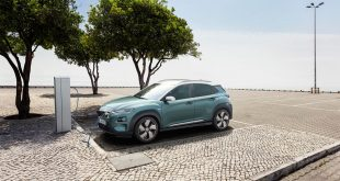 Mange vil ha tak i den elektriske Kona til Hyundai. (Foto: Hyundai)