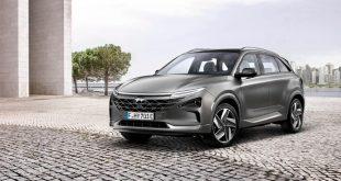 Hyundai Nexo får en startpris på under 600.000 kroner. (Foto: Hyundai)