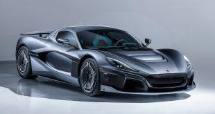 Porsche har kjøpt seg inn i Rimac. Her superbilen Rimac C_Two. (Foto: Rimac)
