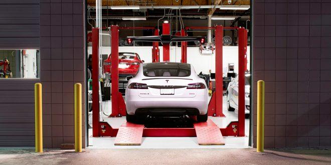 Oljefondet ble stemt ned flere ganger under en generalforsamling i Tesla i forrige uke. (Foto: Tesla)