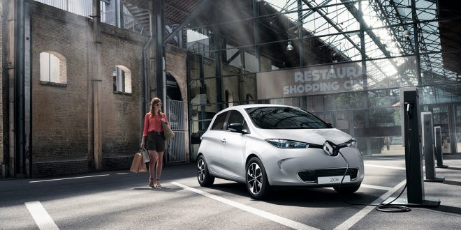 Renault legger 9,4 milliarder kroner i potten til elbilutvikling. (Foto: Renault)