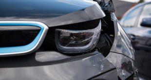 Elbiler er involvert i flere ulykker enn for eksempel nye dieselbiler. (Foto: Gjensidige)