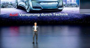Audi-sjefen Rupert Stadler er arrestert. (Foto: Audi)