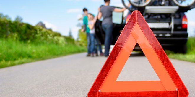 Det er greit å forberede seg før du kjører på bilferie. (Foto: Frende)