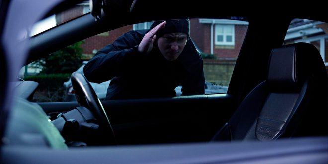 Tyvene lurer rundt, så ikke parker bilen med noen verdisaker i. (Arkivfoto)