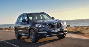BMW fortsetter sin eventyrlige salgsvekst. (Foto: BMW)