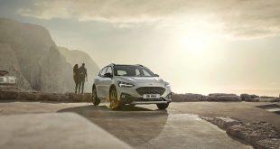 Flere tiltak gjør at Ford kan produsere biler på en langt mer miljøvennlig måte. (Foto: Ford)