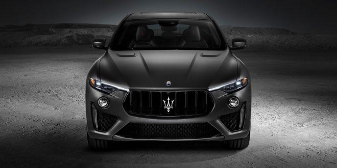 Maserati Levante Trofeo er ikke som andre SUV-modeller. (Begge foto: Maserati)