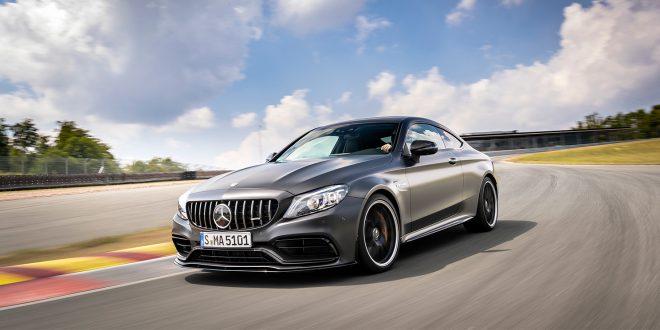 Mercedes-AMG har nå oppgradert klassikeren C 63. (Alle foto: Mercedes)