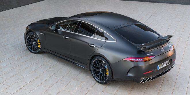 Mercedes-AMG kommer med en ny verstingmodell. (Alle foto: Mercedes)