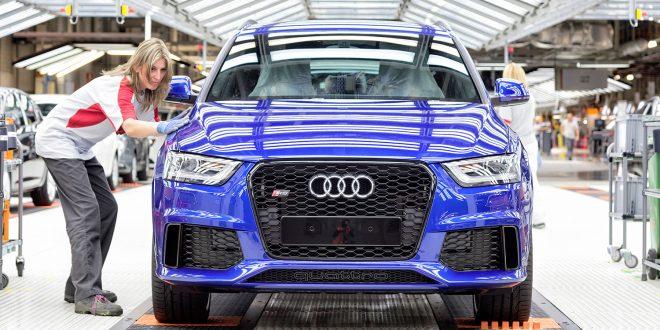 Audi vil erstatte Q3 med en ny modell, men eventuelt hvor mye dyrere blir den? (Foto: Audi)