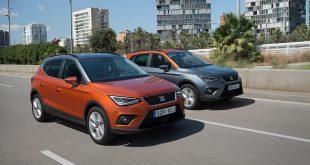 Seat har satt ny rekord med 289.900 solgte biler fra januar og ut juni. (Foto: Seat)