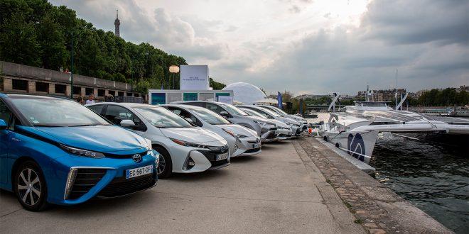 Toyota vil doble innsatsen rundt hydrogenbiler. (Foto: Toyota)