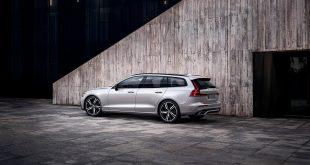 Volvo ruller som aldri før. Her den nye V60. (Foto: Volvo)