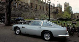 Aston Martin skal nå lage kopier av DB5-bilene som ble brukt i James Bond-filmene. (Alle foto: Aston Martin)