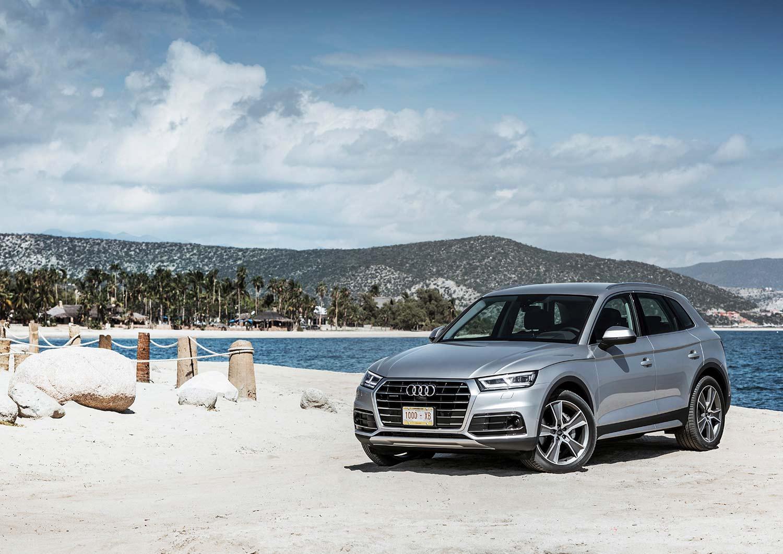 Audi gjenbruker nå all vannet de bruker i produksjonen. (Foto: Audi)