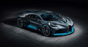 Bugatti Divo er laget for svinger, men er ikke noe sinke rett fram heller. (Alle foto: Bugatti)