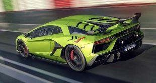 Lamborghini kommer med sin sterkeste bil noensinne, Aventador SVJ. (Foto: Lamborghini)