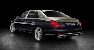 Mercedes-Maybach S-klasse selger som aldri før. (Foto: Mercedes)