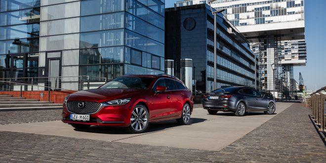 Mazda har utviklet en mer effektiv motor, og får nå med seg Saudi-Arabia for å videreutvikle den enda mer. (Foto: Mazda)