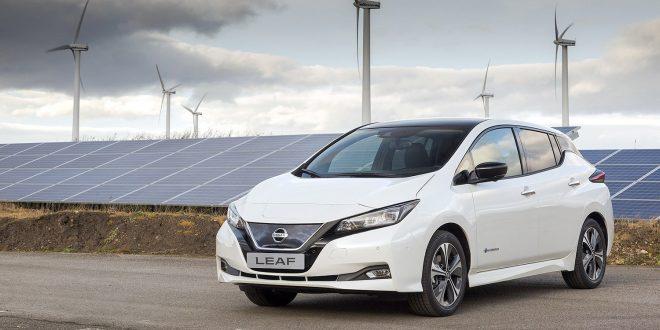 Nissan selger unna sitt batteriselskap, og vil kjøpe elbatterier fra LG Chem. (Foto: Nissan)