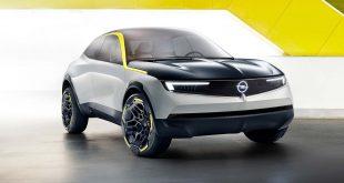Opel har vist fram en konseptmodell av en el-SUV. (Alle foto: Opel)