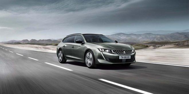 PSA-gruppen sier at de nå har typegodkjent samtlige modeller. Her en Peugeot 508. (Foto: Peugeot)