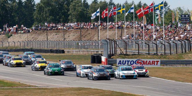 En funksjonær døde i forbindelse med helgens STCC-runde i Sverige. (Illustrasjon: Micke Fransson/STCC)