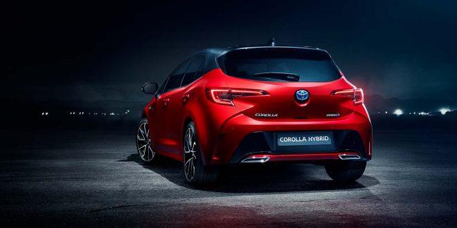 Toyota Corolla gjør nå et skikkelig comeback i Norge. (Foto: Toyota)